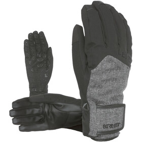 Level Rescue GT Gants Homme, black-grey